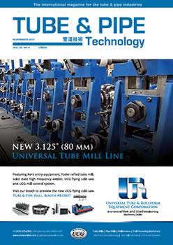 TPT November 2017 cover