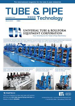 TPT November 2019 cover