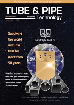 TPT September 2019 cover