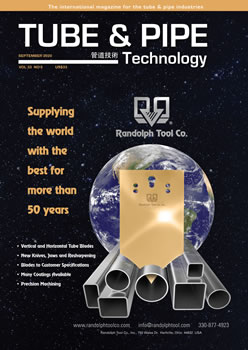 TPT September 2020 cover
